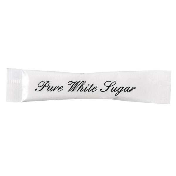 White Sugar Stick (1000 x 2.5g)-0