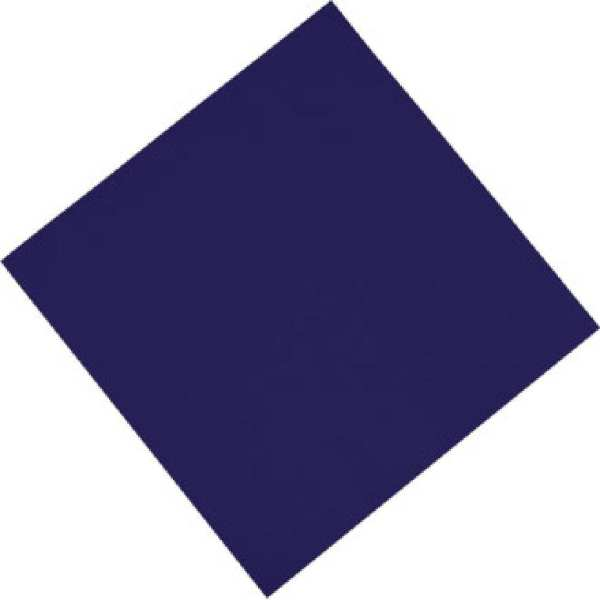 Fasana Professional Tissue Napkin Blue - 400x400mm 3 ply 1/4 fold (Box 1000)-0