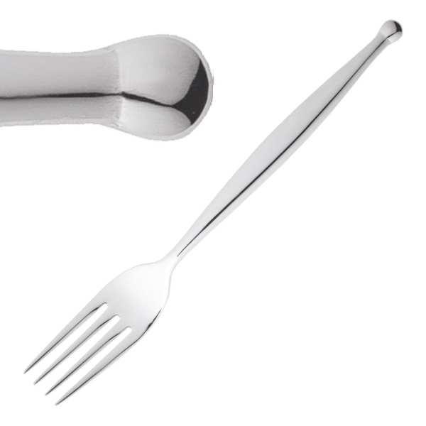 Elia Jester Table Fork 18/10 (Box 12)-0