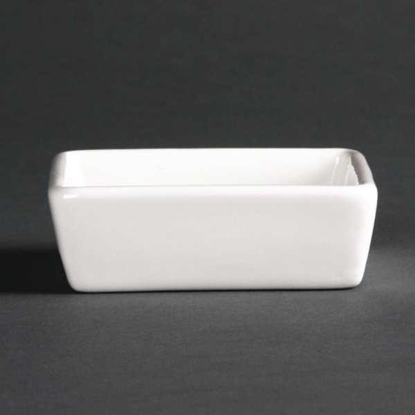 Lumina Fine China Short Dipping Dish - 58ml 25mmH (Box 6)-0