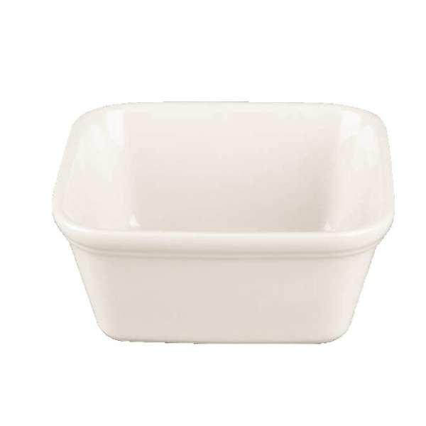 Churchill Cookware Square Pie Dish - 15.8oz 12cm (Box 12) (Direct)-0