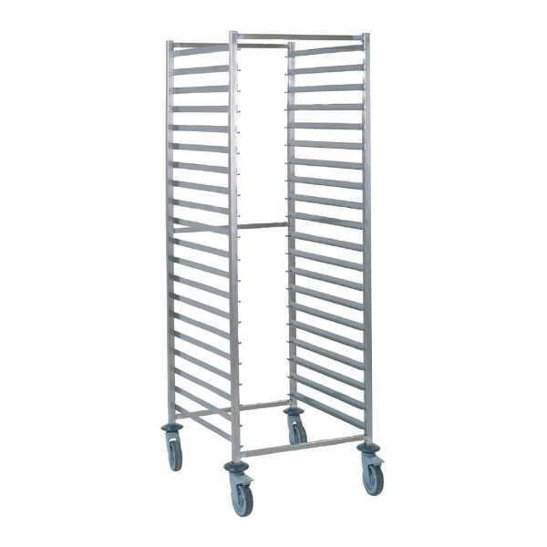 Tournus GN 2/1 Racking Trolley 20 levels-0