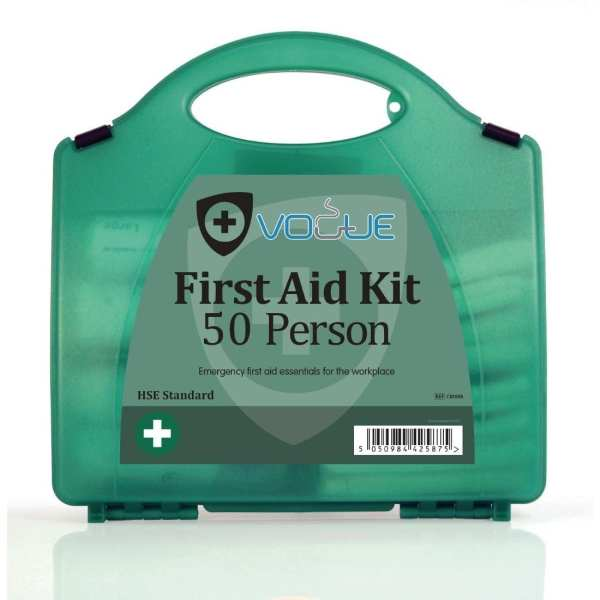 Vogue First Aid Kit 50 Person-0