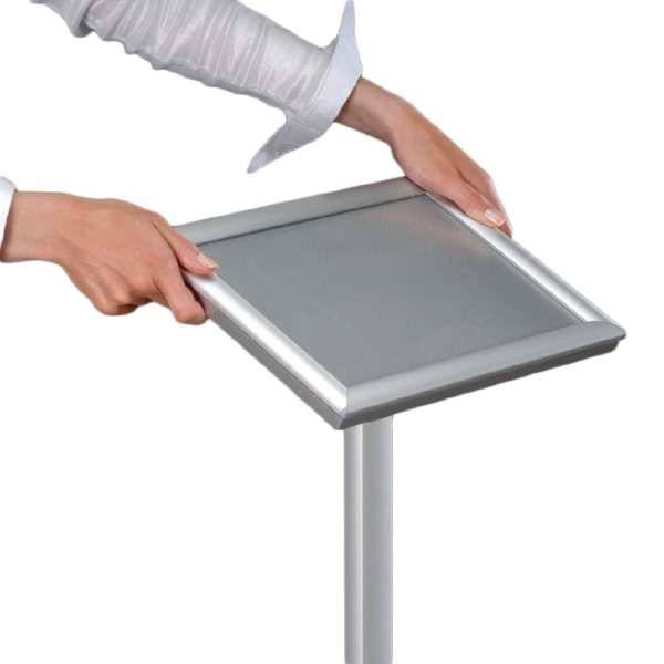 Snap Frame Flexible Display Stand A4-0