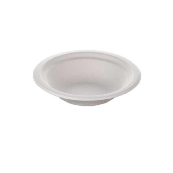 Chinet White Bowl - 8oz (Sleeve 100)-0