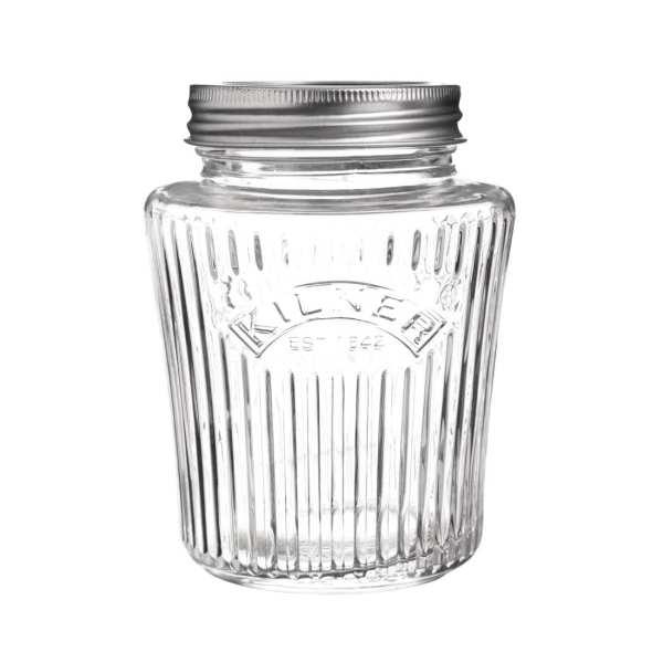 Kilner Vintage Preserve Jar - 500ml-0