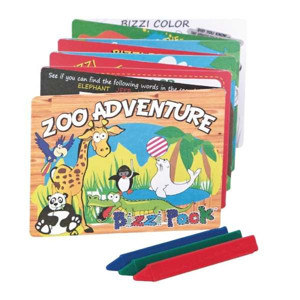 Crafti's Childrens Activity Pack Assorted (Case 400)-0