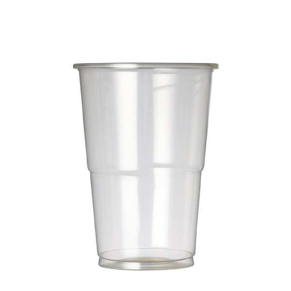 Plastico Premium Flexy Glass Half Pint CE Marked (Box 1000)-0