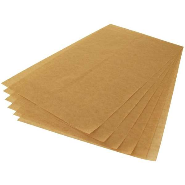 "Matfer ECOPAP Baking Paper Patisseria - 600x400mm 23 1/2x15 1/2"" (Pack 500)-0"