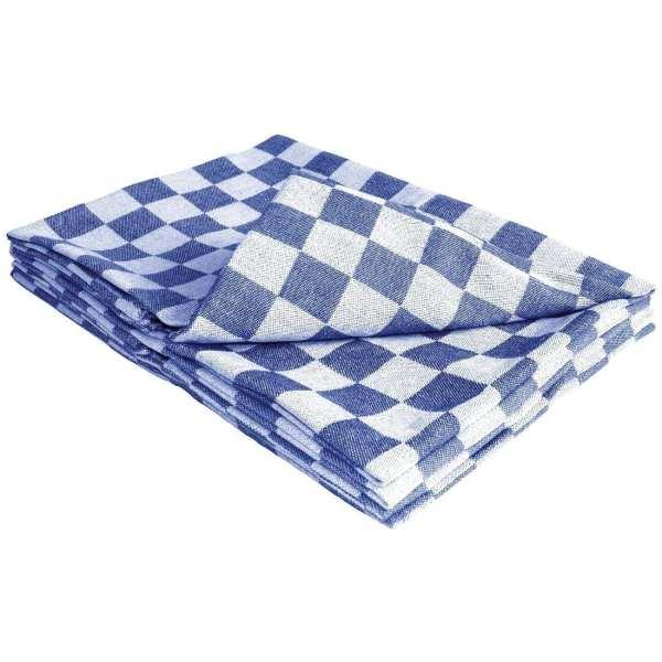 Chef Tea Towel Blue-0