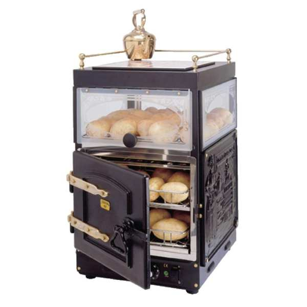 Queen Victoria Potato Oven-0