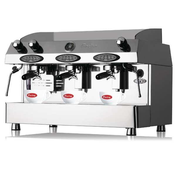 Fracino Contempo Espresso Coffee Machine Auto 3 Group incl Insta Pack (Direct)-0