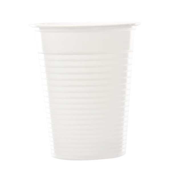 Disposable Cup White - 7oz (Box 2000)-0