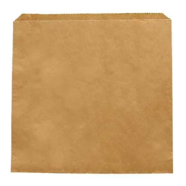 """Vegware Sandwich Bag Kraft - 8 1/2x8 1/2"""" (Box 1000)-0"""