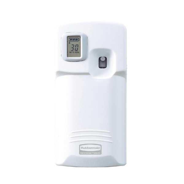 Rubbermaid Microburst 3000 Aircare Dispenser White