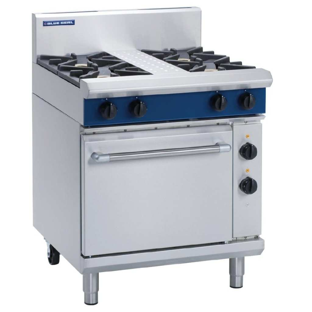 Duel Fuel Ovens and Ranges