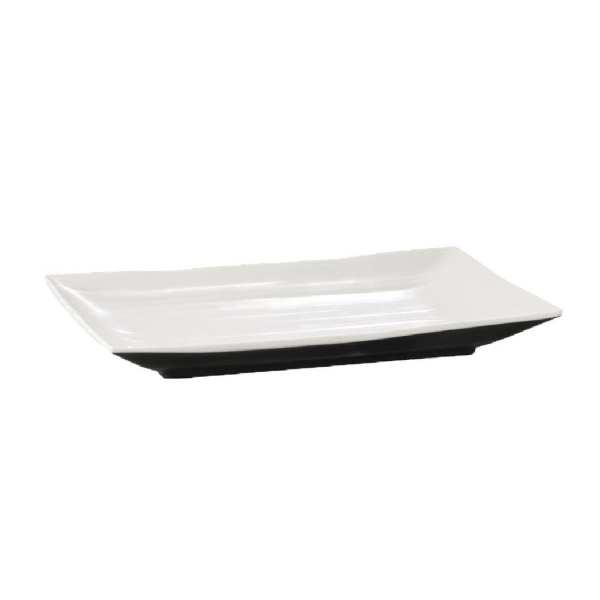 APS Dual Tone Platter Rectangular - 205x125x30mm (B2B)-0