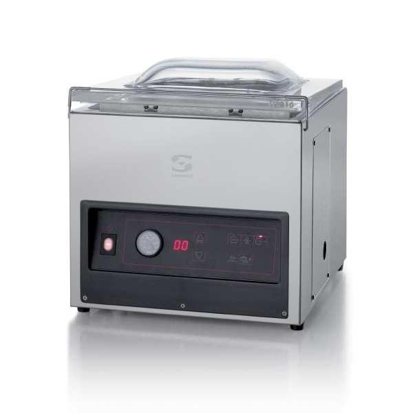 Sammic 10m/hr Time-Controlled Vacuum Pack Machine 314mm Sealing Bar (Direct)-0
