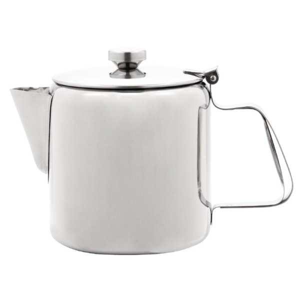 Olympia Concorde Coffee Pot St/St Mirror Finish - 1400ml 48oz-0