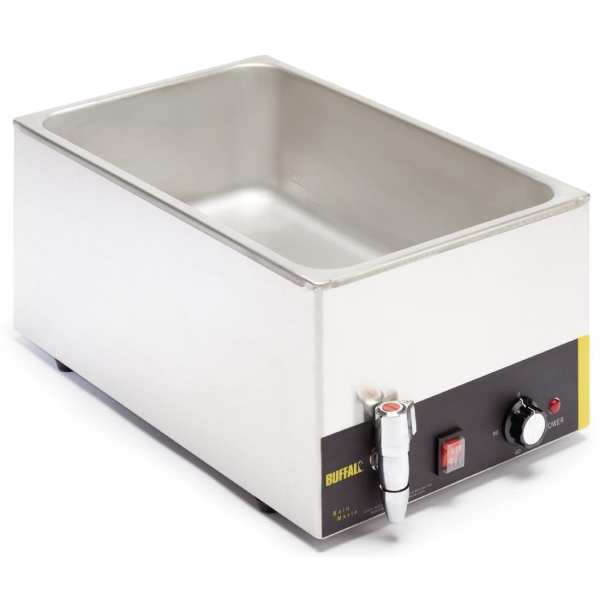 Buffalo Bain Marie with Tap (without Pans)-0
