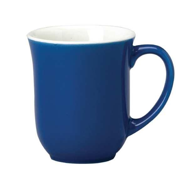 New Horizons Coloured Border Blue Elegant Mug Solid (Box 24) (Direct)-0