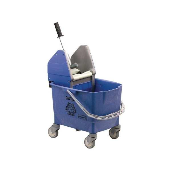 Rubbermaid Combo Mop Bucket & Wringer Blue - 25Ltr