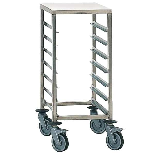 Bourgeat Racking Trolley GN - 1/1 (Direct)-0