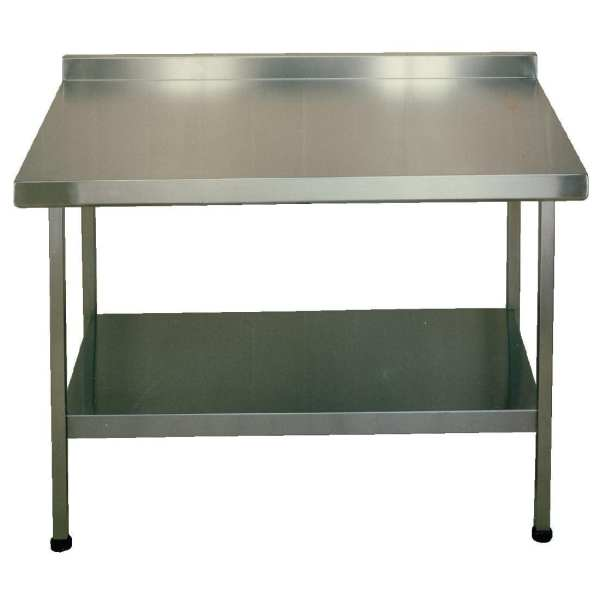 Sissons Wall Table St/St - 900x600mm (Direct)-0