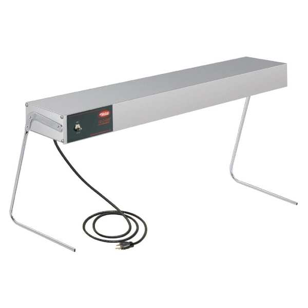 """Glo-Ray - 36"""" Heat Lamp with C Leg Stand (Direct)-0"""