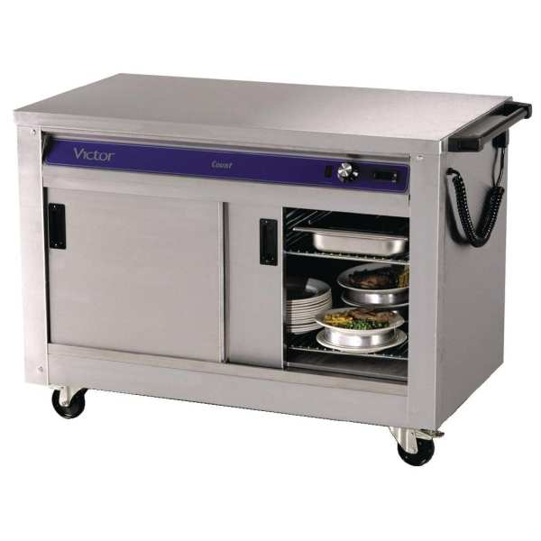 Mobile Counter Plain Hot Cupboard (Direct)-0