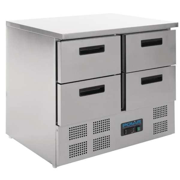 Polar 4 Drawer Counter (UK)-0