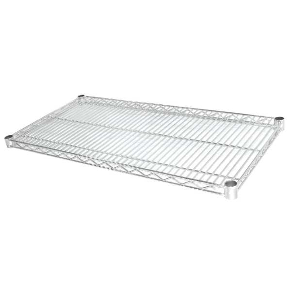 Vogue Wire Shelves - 610x915mm Incl 8 Pairs of Clips (Pack 2)-0