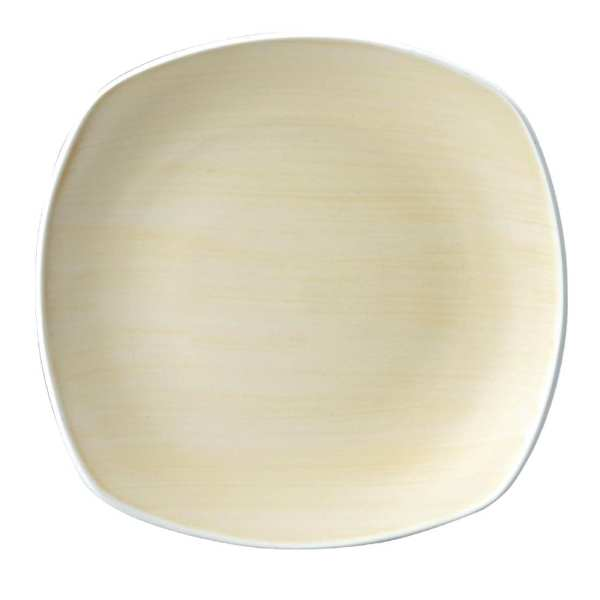 "Sahara Sol Square Plate 8.5"" (Box 24) (Direct)-0"