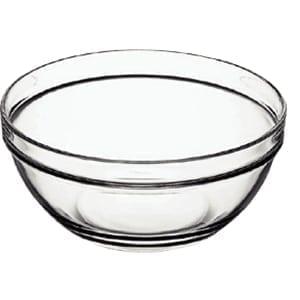 "Chefs Glass Bowl - 70ml 2.5oz 7.5cm 3"" (Box 6)-0"