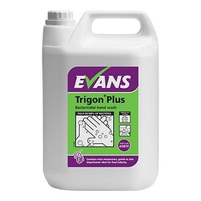 Evans - TRIGON PLUS Bactericidal Hand Wash - 5 litre