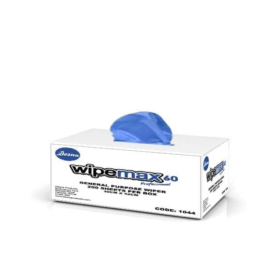 Desna Wipemax General Purpose Cloths Box 200