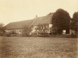oude foto Boerderij