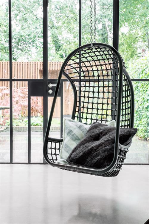 De leukste hanging chairs onder elkaar