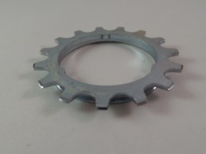 """Maillard 700 Freewheel """"MB"""" 5 and 6 speed 15T Cog with spacer,"""