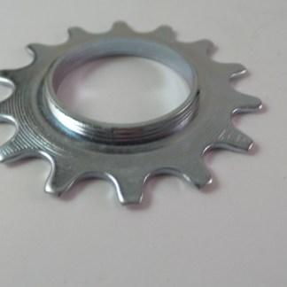 "Maillard Helicomatic Freewheel ""SHE"" 7 speed 14T threaded Cog"