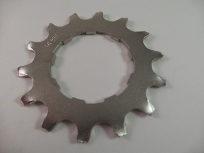 Cassette 14T Uniglide Cog With Built-in Spacer Dura Ace Cassette Cog