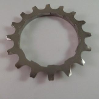 16T Uniglide Freewheel Cog wspacer Dura Ace fits Uniglide 6 speed FW