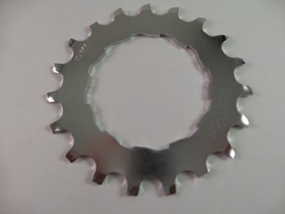 19T Uniglide Freewheel Cog, Chrome fits Dura Ace 6 & 7 speed