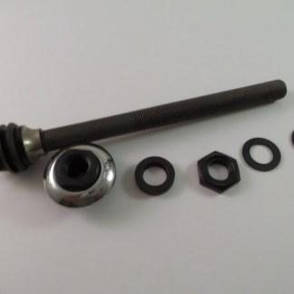 Deore LX FH-M560 7 speed Rear Axle Set 10x1x141mm