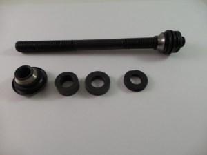 Deore XT FH-M737 Rear Axle Set 10x1x146mm