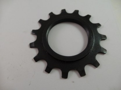 Cassette 15T Uniglide Cog Threaded (1st position) 600 EX, Black  6 sp