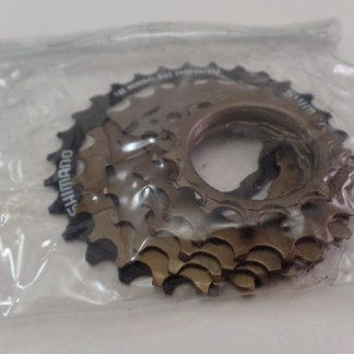 Shimano 6 speed Hyperglide Freewheel Cog Set 14-16-18-21-24-28