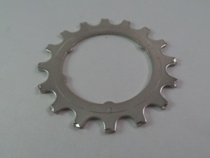 Sachs Aris 16T Small Spline, 4 notch Freewheel Cog