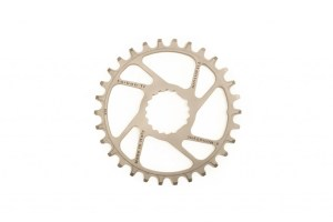 Carbon Ti Full Titanium 30t Hollowgram Wide/Narrow Chainring