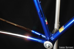Chesini Grand Tour Lugged Steel Frame & Fork
